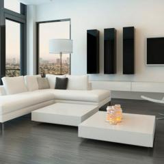 5 consejos para decorar un salón minimalista