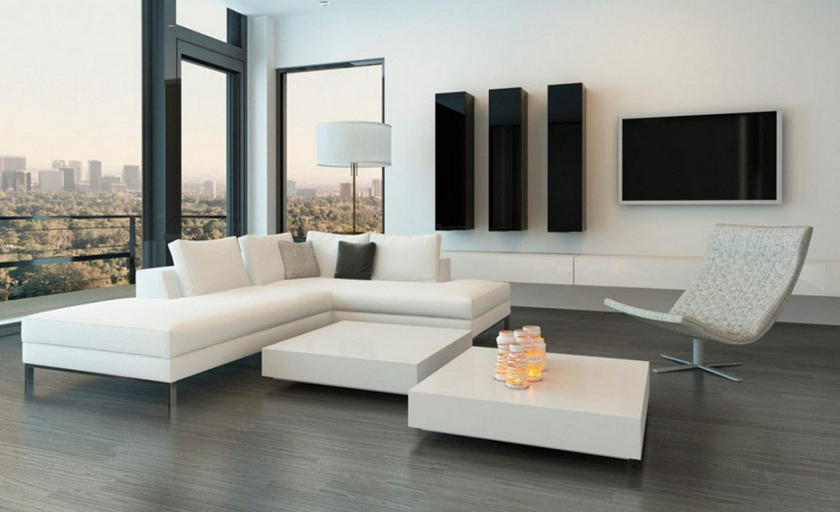 5 consejos para decorar un sal n minimalista - Muebles salon minimalista ...
