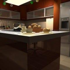 Las claves para decorar una cocina moderna