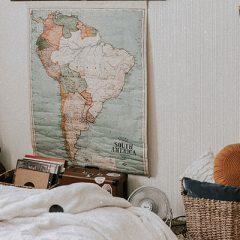 7 Trucos para decorar tu casa al estilo viajero